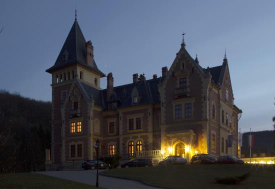 Kastély Hotel este (13)