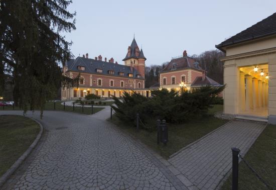 Kastély Hotel este (4)