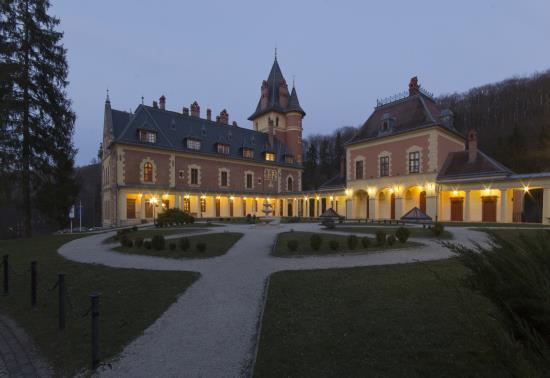 Kastély Hotel este (6)