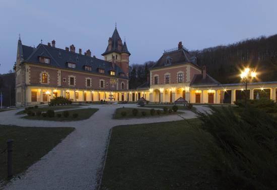 Kastély Hotel este (7)