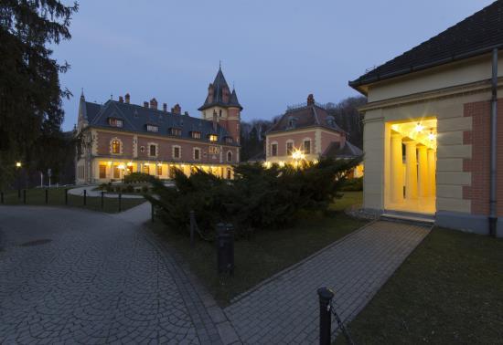 Kastély Hotel este (8)
